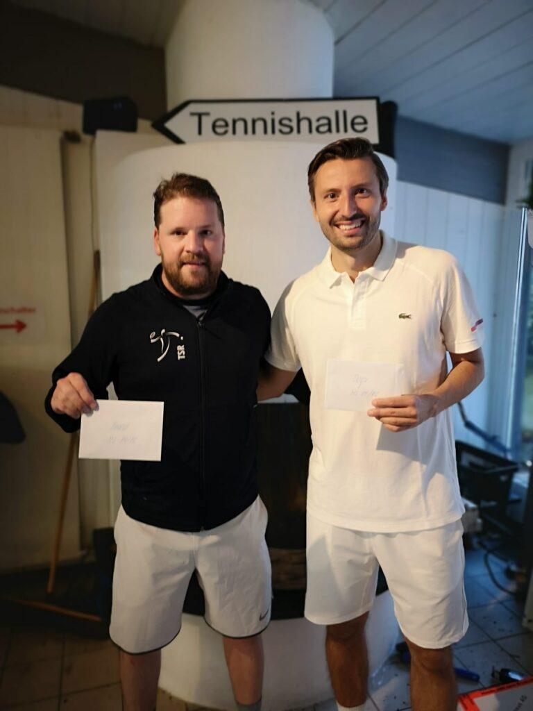 Rüti Open 2021: Finalisten der Kategorie MS R4-R6